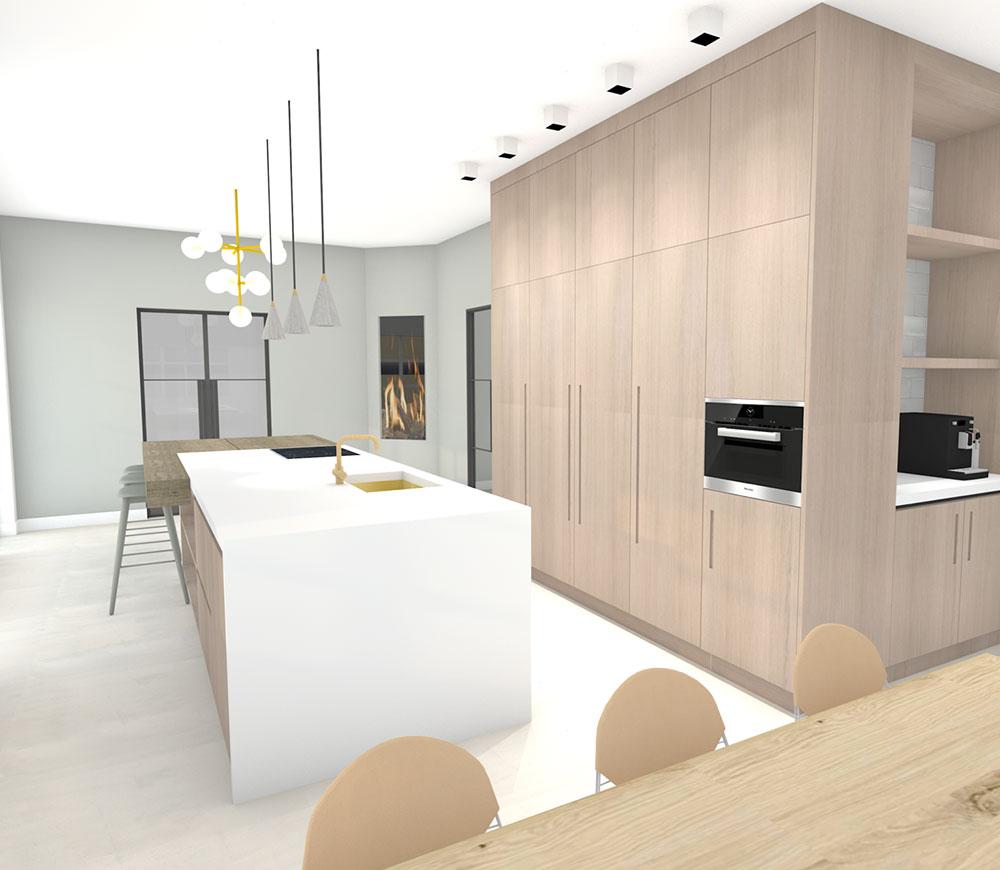 Studio Bregje - Portfolio - Renovatie keuken 1