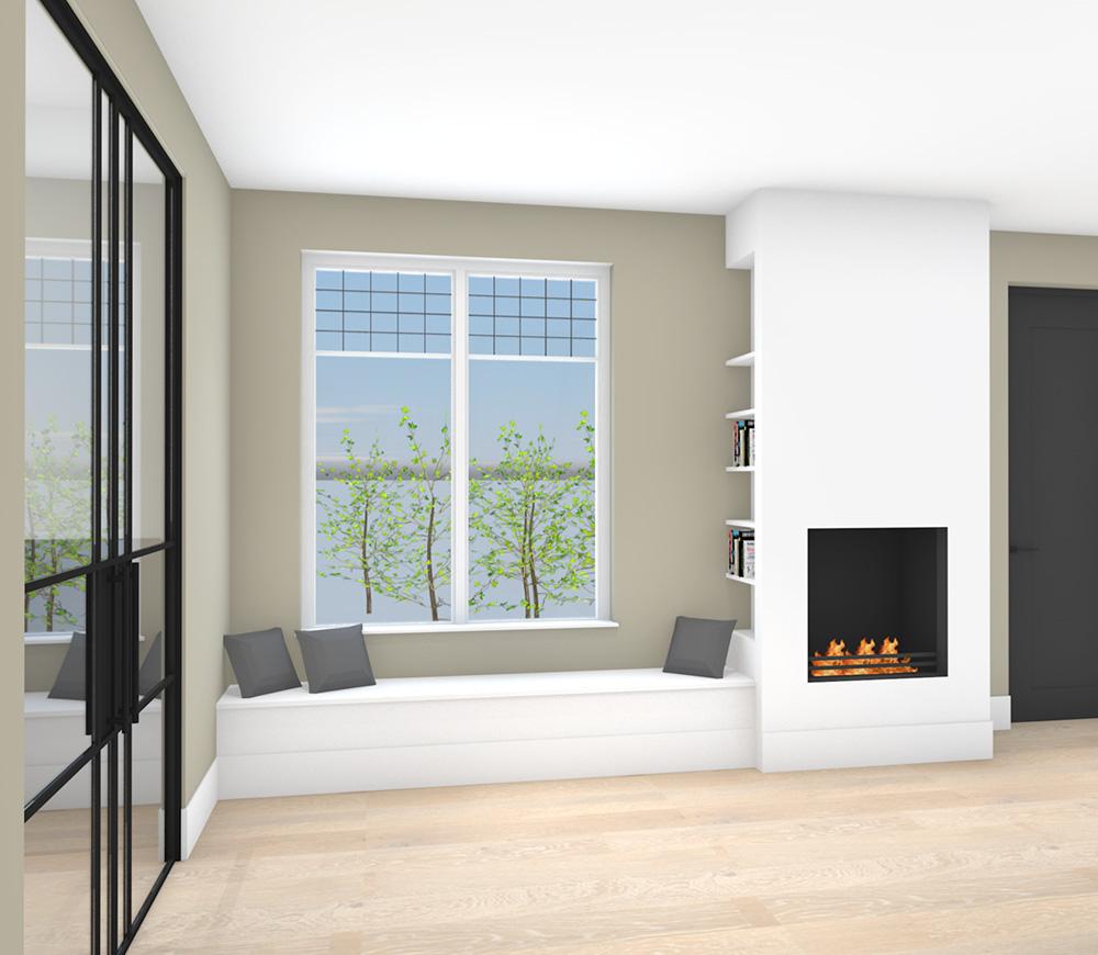 Studio Bregje - Portfolio - Renovatiewoning 2